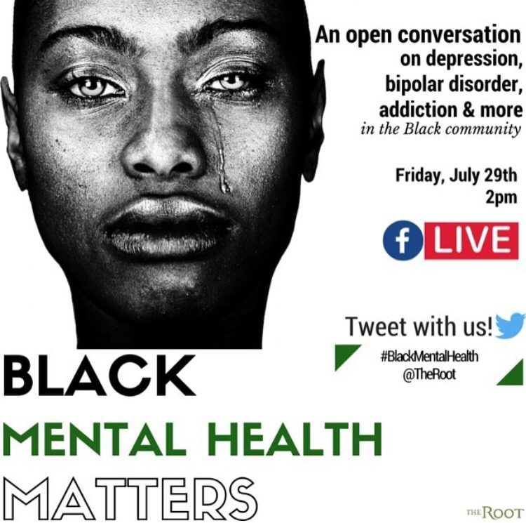 Black Mental Health Matters