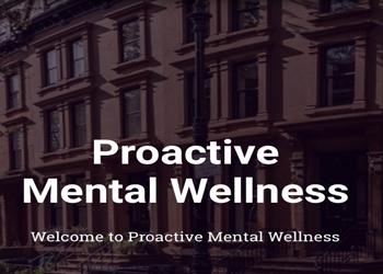 Proactive Mental Wellness